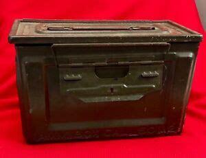 Belmont On 50 Caliber Ammo Box