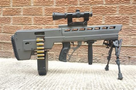 Belt Fed Handgun