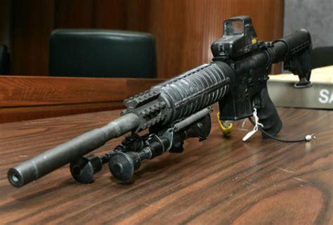 Beltway Sniper Rifle