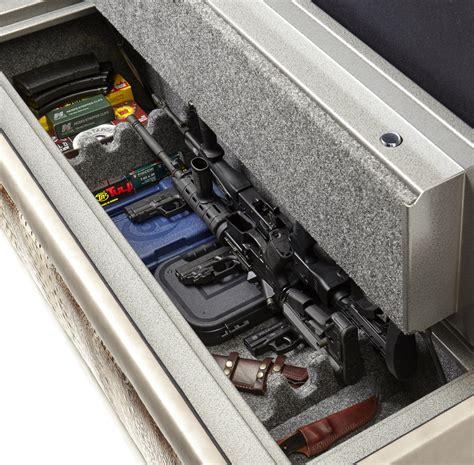 Bench Style Gun Safe