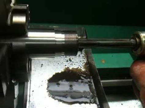 Benchrest Rifle Build Part 1