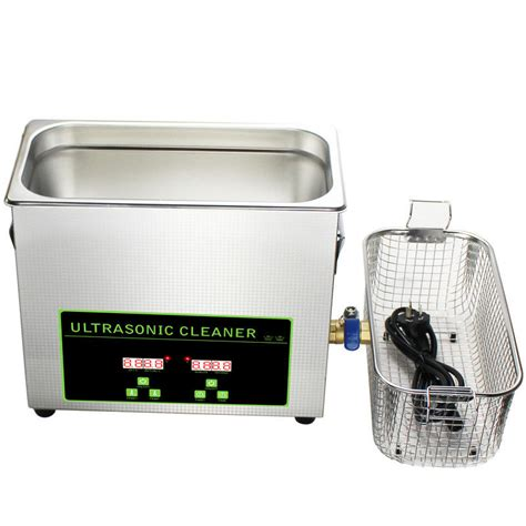 Benchtop Ultrasonic Cleaners - Crest