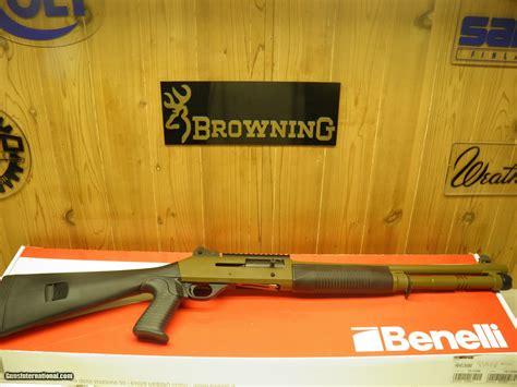 Benelli M4 Cerakote Manual