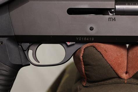 Benelli M4 Controls