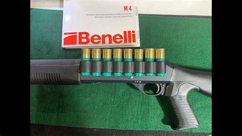 Benelli M4 Shell Capacity