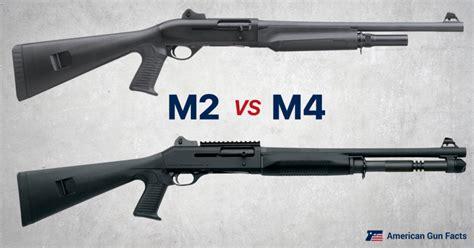 Benelli Shotgun M2 Vs M4