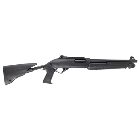 Benelli Supernova Tactical Pump 14 With Collapsible Pistol Grip