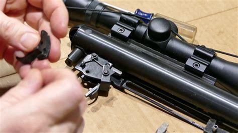 Benjamin Air Rifle Trigger Pull