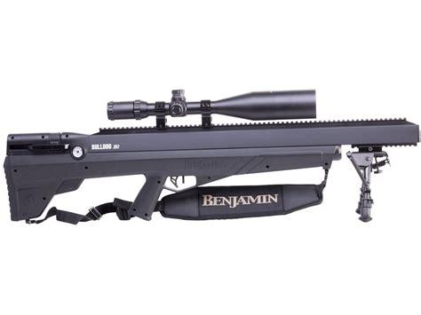Benjamin Bulldog Bolt Action Air Rifle