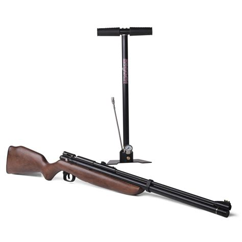 Benjamin Discovery 22 Pcp Air Rifle Kit With Pump