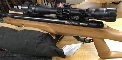 Benjamin Gas Ram Air Rifle Review