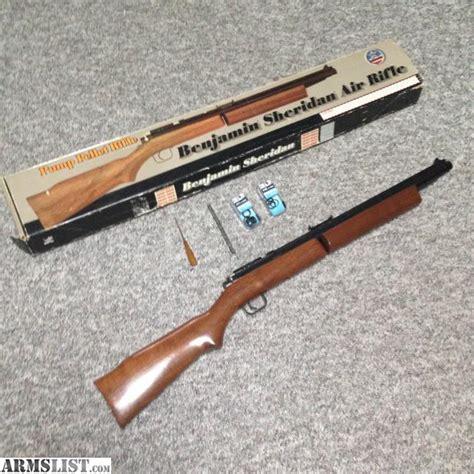 Benjamin Sheridan Air Rifle Review