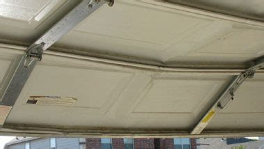 Bent Garage Door Panel Make Your Own Beautiful  HD Wallpapers, Images Over 1000+ [ralydesign.ml]