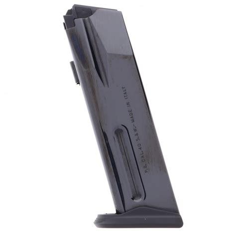 Beretta Usa Apx Magazine 40 Sw Apx Magazine 40 Sw 10 Rds Steel Black