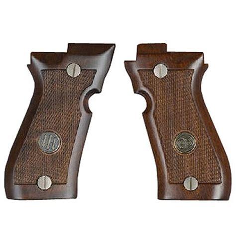 Beretta Usa Grips 84f Wood
