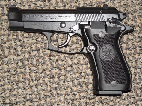 Beretta 32 Caliber Handgun
