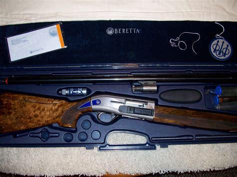 Beretta 391 Teknys 12 And 20 Gauge Up Close