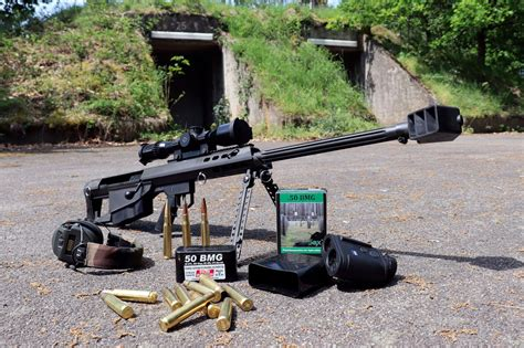 Beretta 50 Cal Bolt Action Sniper Rifle