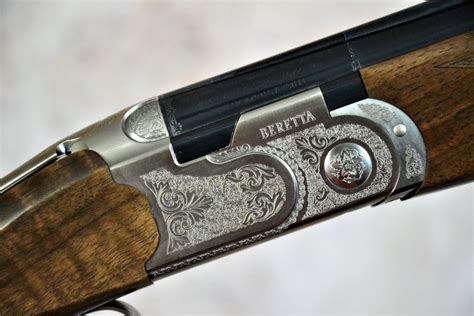 Beretta 686 Silver Pigeon Competition Clat - Brownells