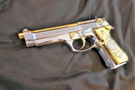 Beretta 92 Custom Gunsmithing