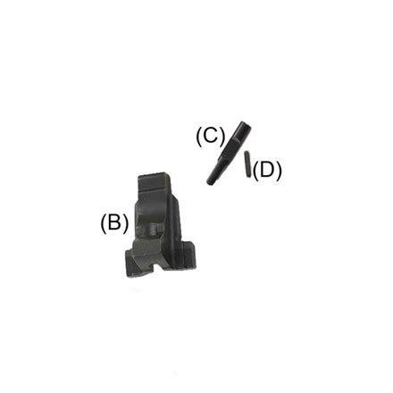Beretta 92 Series Locking Block Kit Without Recoil Spring