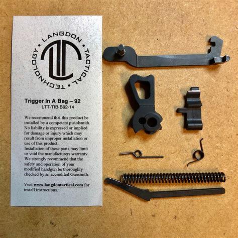 Beretta 92 Trigger Kit