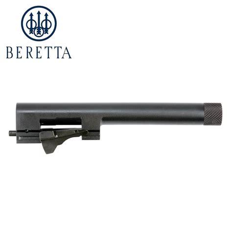 Beretta 92fs Barrel Assembly Black Threaded Mgw