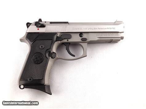 Beretta 92fs Compact L Inox M9a1