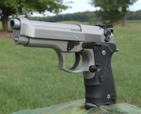 Beretta 92fs Inox Upgrades From Wilson Combat Wolf Springs Crimson Trace Sprinco
