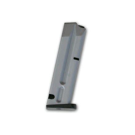 Beretta 92fs Magazine 9mm Stainless Steel Look 10rd