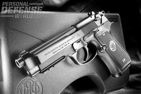 Beretta 92fs Upgrades Gun Review Personal Defense World