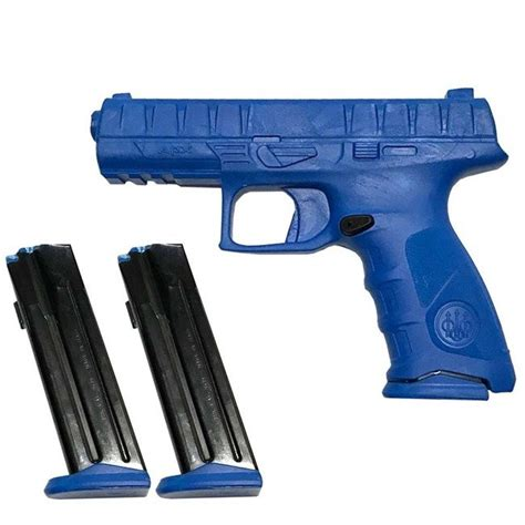 Beretta Apx Blue Gun Training Aid With 2 Magazines