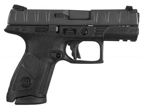 Beretta Apx Centurion Black Backstraps Beretta Apx Centurion Black Backstrap Large