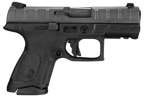 Beretta Apx Compact Black Backstraps Beretta Apx Compact Backstrap Small Black