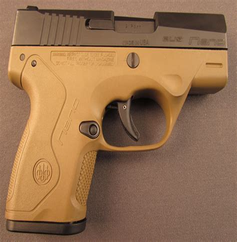 Beretta Bu9 Nano Handgun Reviews