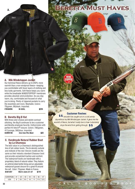 Beretta Catalog On Lipseys Com