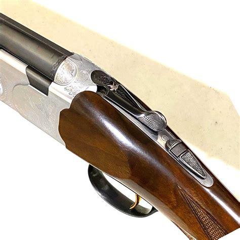 Beretta Double Barrel Over Under Shotgun