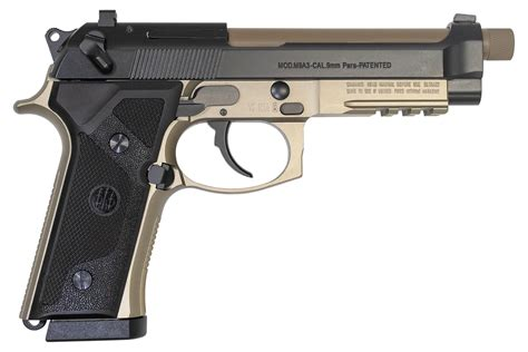 Beretta Handgun M9a3 9mm
