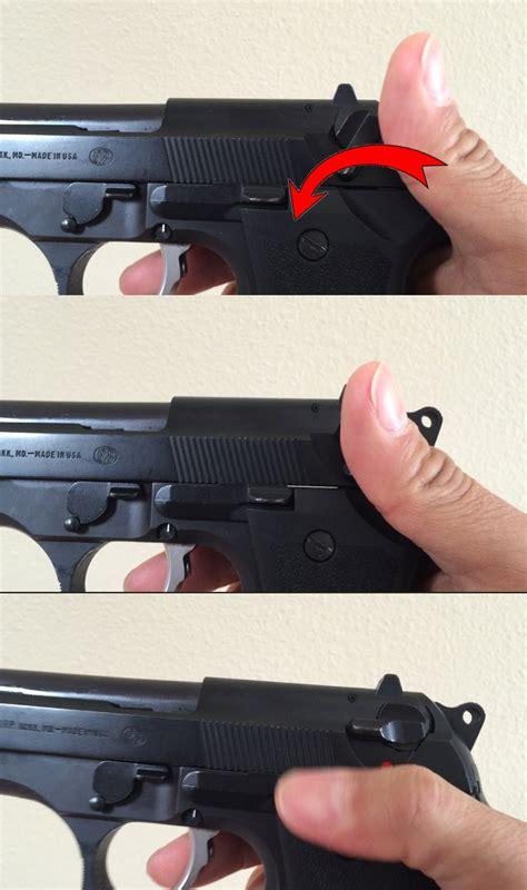 Beretta Handgun Safety