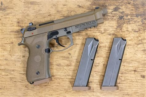Beretta M9a3 9mm Pistol For Sale And Best 9mm For The Money 2013