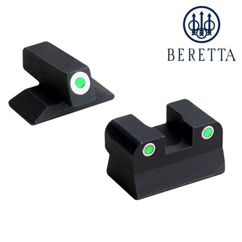 Beretta M9a3 Vertec Night Sight Kit M9a3 Vertec Night Sight Kit