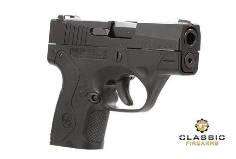 Beretta Nano 9mm Ultra Sub Compact Pocket Pistol S A