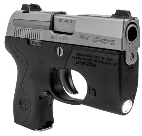 Beretta Pico Black Grip Frame Berettausa Com