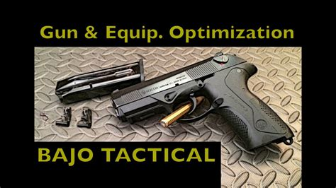 Beretta Px4 Change Slide Catch How To 3