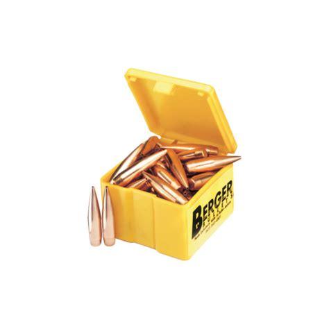 Berger 130 Vld Hunting Bullet