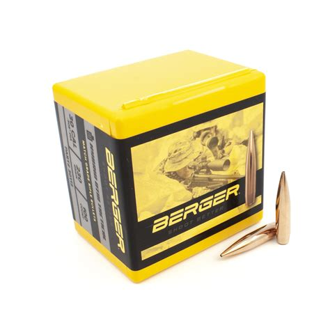 Berger 230 Otm Tactical