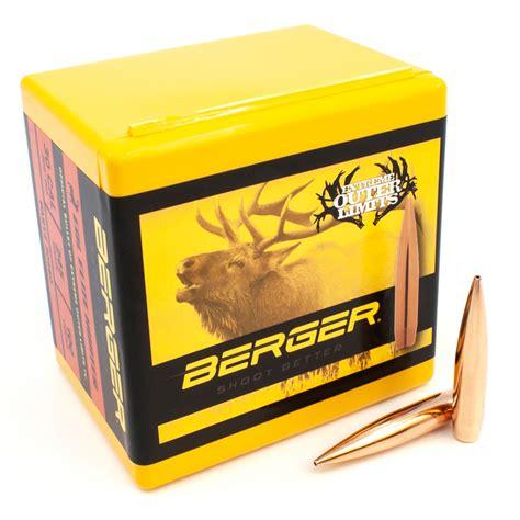 Berger 245 Grain 30 Cal Bullet