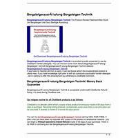 Bergsteigerausrstung bergsteigen technik online coupon