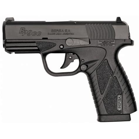 Bersa Bp9cc 9mm Handgun