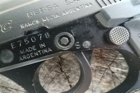 Bersa Thunder 380 Trigger Lock